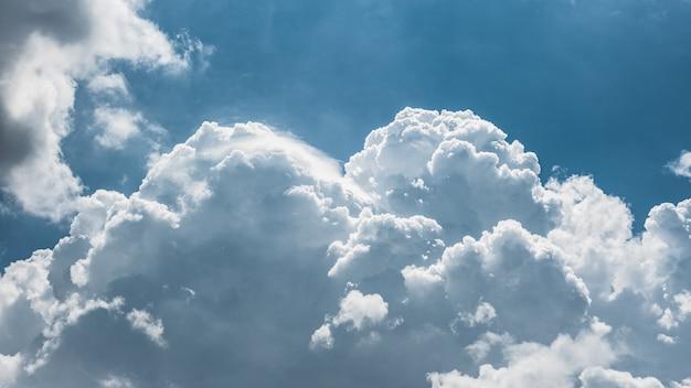 Close-up beeld van wolken Gratis Foto