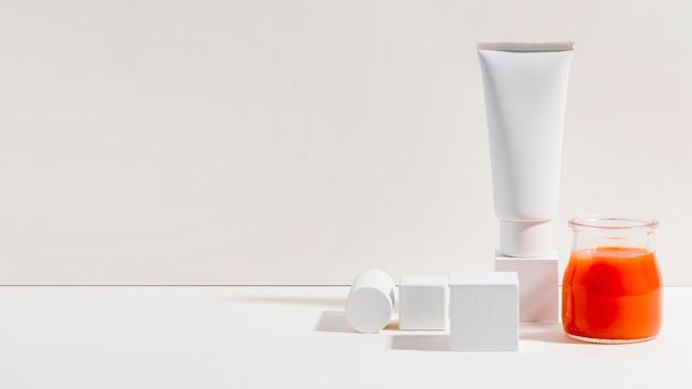 Close-up body butter ontvanger Gratis Foto