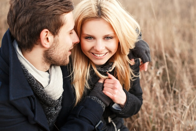 Flirten met je vriendin