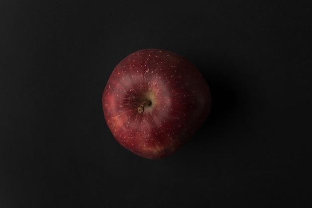 Close up van een rode verse appel Gratis Foto