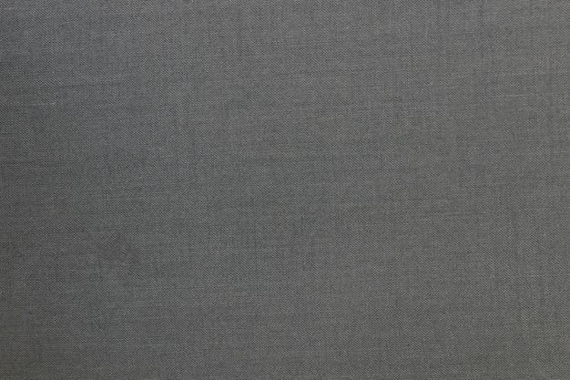 Close-up van grijze textielachtergrond Gratis Foto