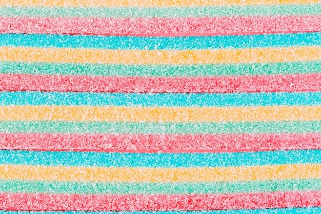Close-up van zoete suiker snoepjes Gratis Foto