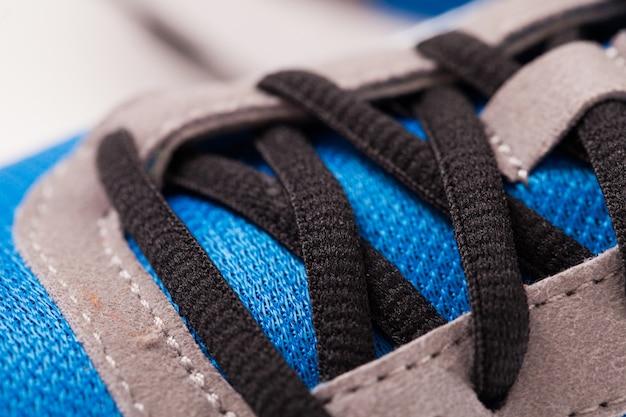 Close-upfoto van trainers Gratis Foto