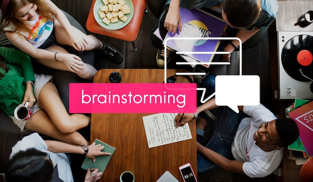 Communicatie conferentie delen gespreksvergadering Gratis Foto
