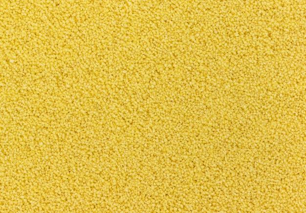Couscous graan textuur Premium Foto