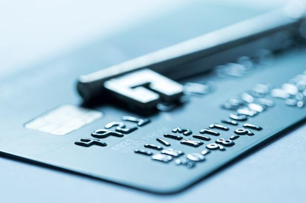 Creditcard online winkelen betaling Premium Foto