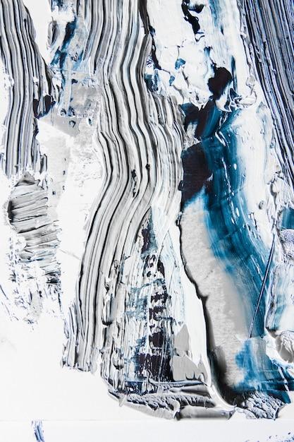 Crème getextureerde schilderij op naadloze achtergrond, abstract kunstwerk. Gratis Foto