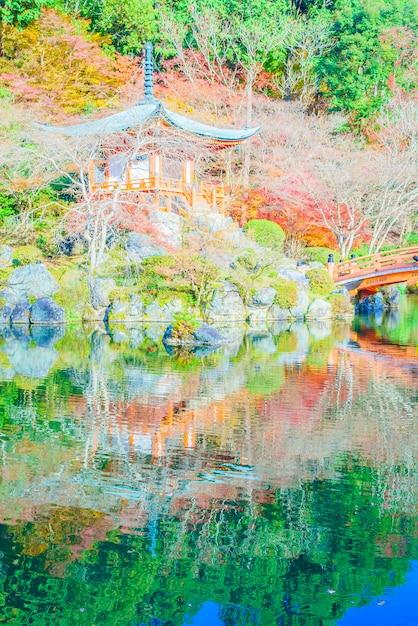 Daigoji-tempel Gratis Foto
