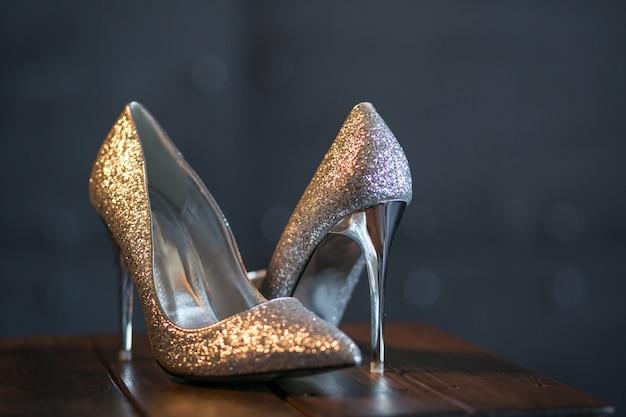 Dames hakken schoenen Gratis Foto