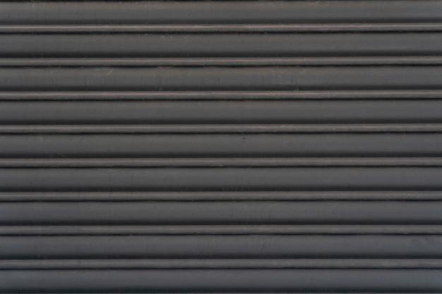 De abstracte horizontale strepen van de staalmuur Gratis Foto