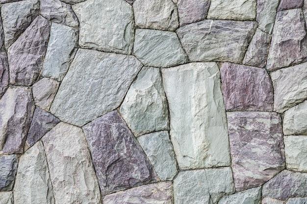 De baksteenpatroon van de close-upoppervlakte bij de geweven achtergrond van de steenbakstenen muur Premium Foto