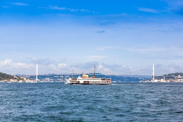 De bosporus-brug Premium Foto