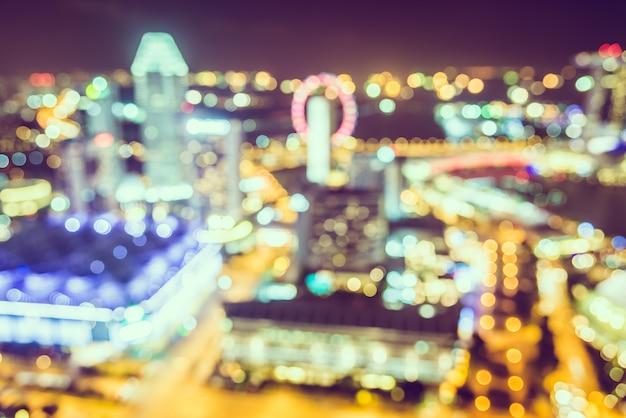 De horizonstad van singapore Gratis Foto