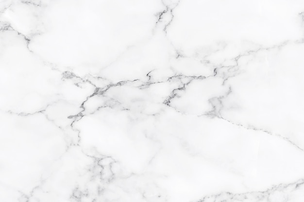 De luxe van witte marmeren textuur en achtergrond voor het kunstwerk van het ontwerppatroon. Premium Foto