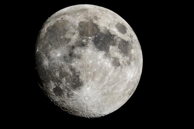 De maan Premium Foto