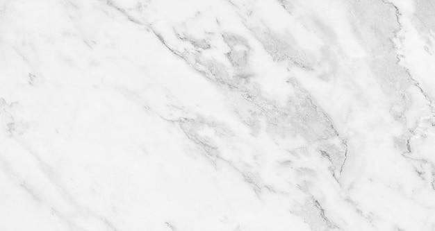 De witte marmeren textuurachtergrond, vat marmeren textuur (natuurlijke patronen) voor ontwerp samen. Premium Foto