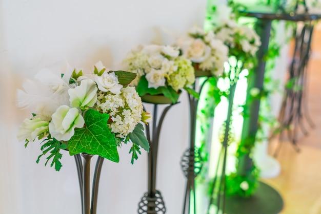 Decoratie kunstmatige bloem gefilterde afbeelding - Decoratie afbeelding ...