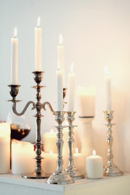 Decoratieve kaarsen Gratis Foto
