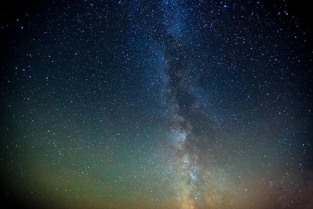 Deep sky astrophopo Premium Foto
