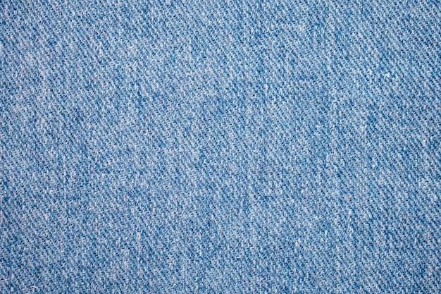 Denim jeans textuur patroon achtergrond Premium Foto