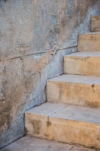 Detail van stedelijke trappen Gratis Foto