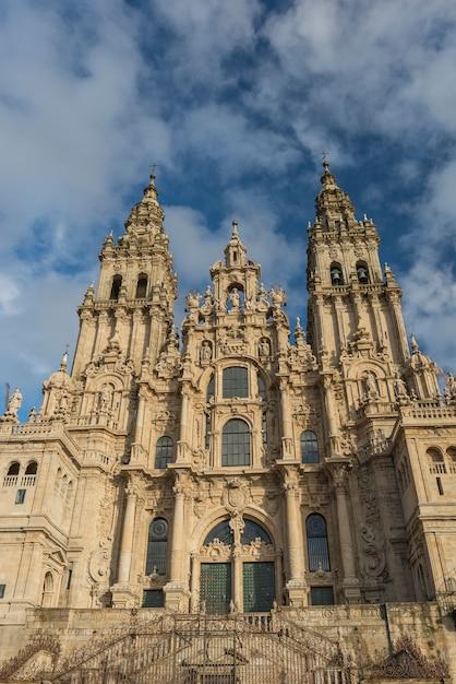 Details van galicië Premium Foto
