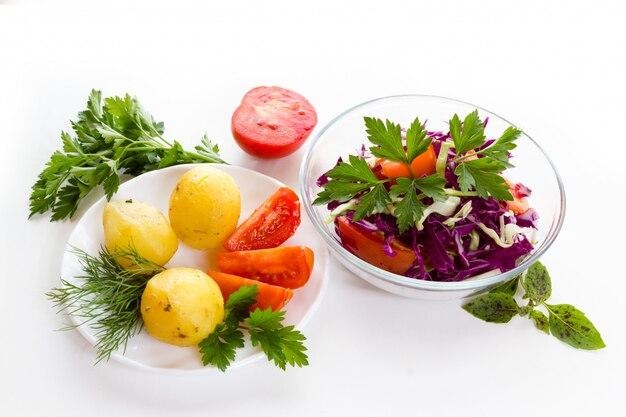 Diëet voeding Premium Foto