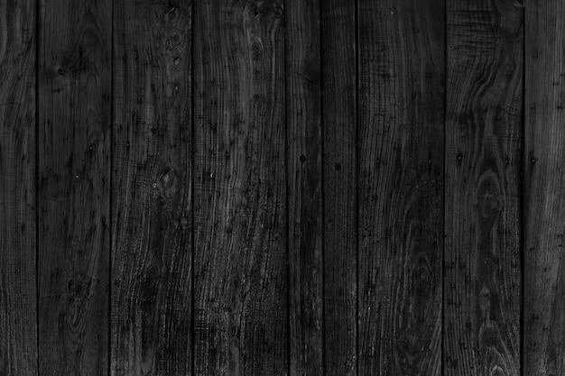 Donker houten muur Gratis Foto