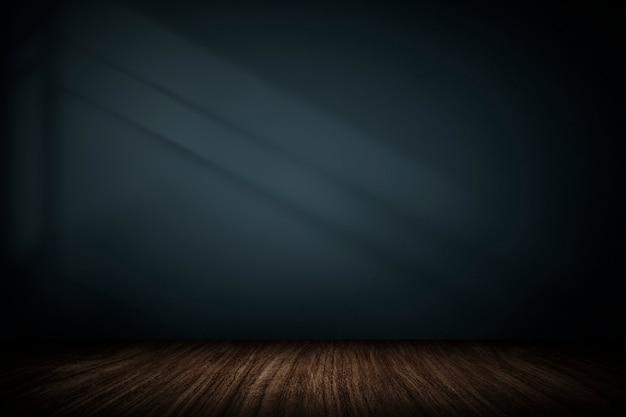 Donkerblauwe productachtergrond Gratis Foto