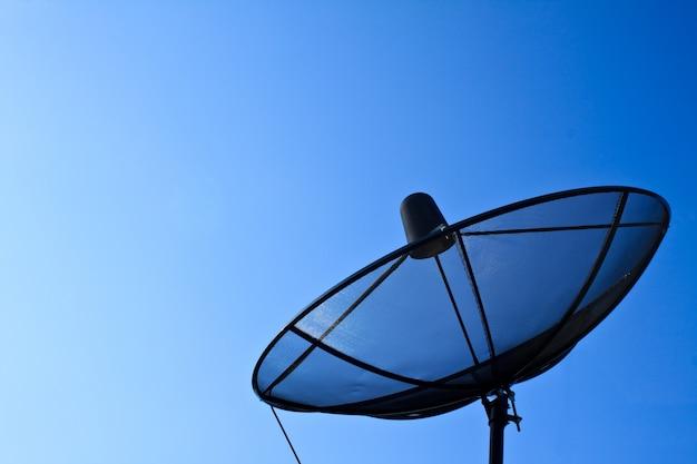 Draadloze televisieantenne teken te downloaden Gratis Foto