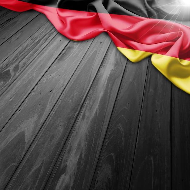 Duitsland vlag achtergrond Gratis Foto