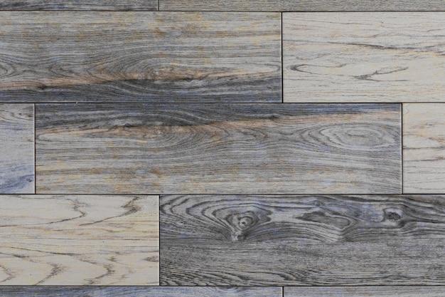 Edele kleur houten vloeren close-up, lege ruimte. Premium Foto