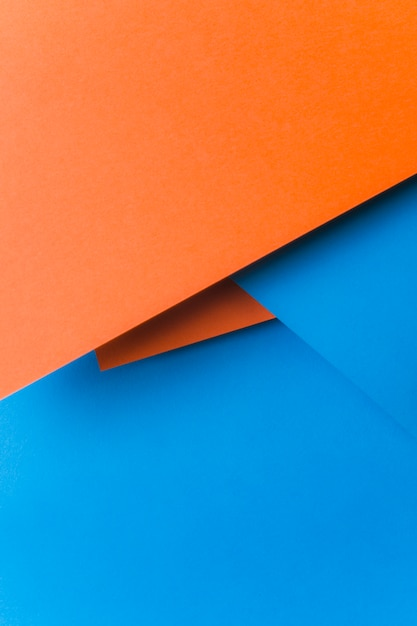 Een bovenaanzicht van abstracte papier achtergrond Gratis Foto