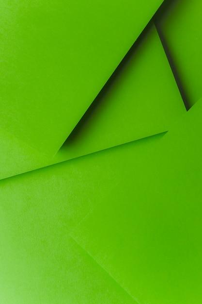 Een verhoogde weergave van abstracte papier achtergrond Gratis Foto