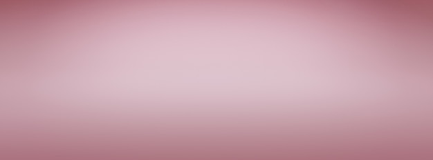 Eenvoudige brede repro roze gradiënt abstracte achtergrond Premium Foto