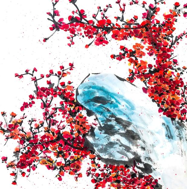 Element traditie witte schoonheid jaar tuin Gratis Foto