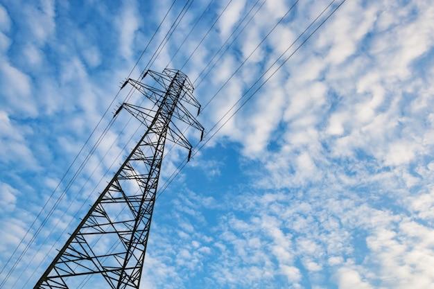 Eletric tower Gratis Foto