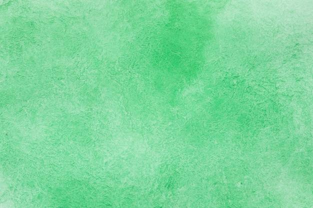 Emerald handgemaakte techniek aquarel Gratis Foto