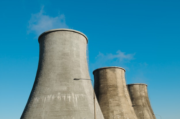 Energiecentrale Premium Foto
