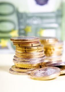 Euro, bill Gratis Foto