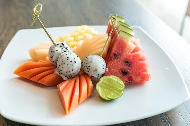 Exotisch tropisch fruit Premium Foto