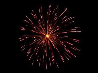 Explosie, vuurwerk Gratis Foto