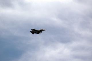 F16 straaljager Gratis Foto