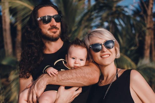 Familie portret Gratis Foto