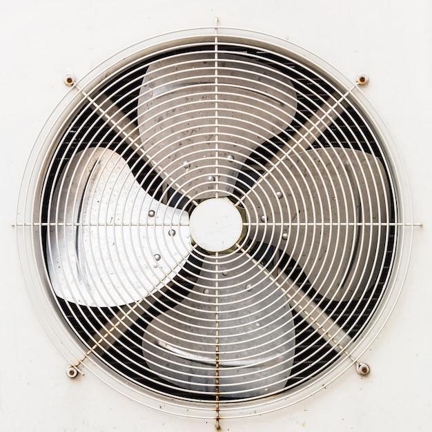 Fan elektronische airconditioning Gratis Foto