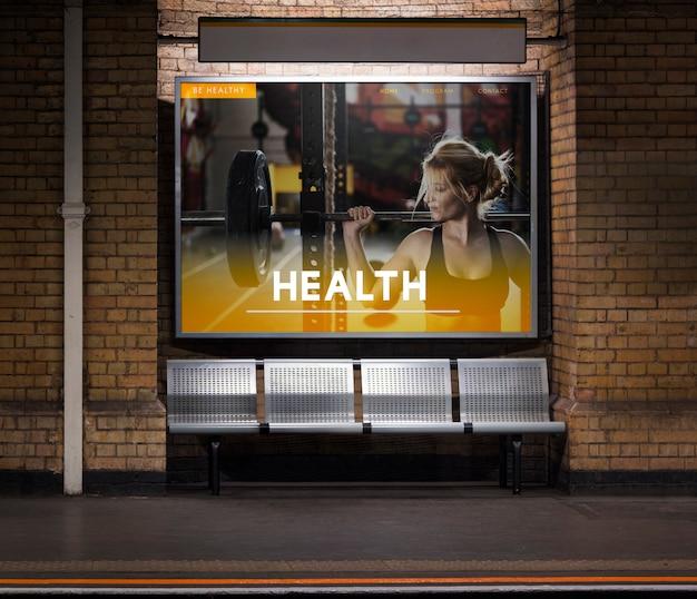 Fitness gezond lifestyle welzijn activiteit concept Premium Foto