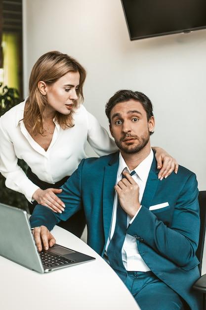 flirten op je werk