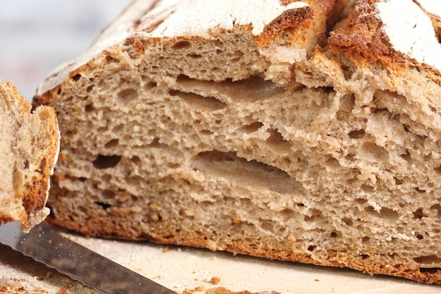 Frans traditioneel brood Premium Foto