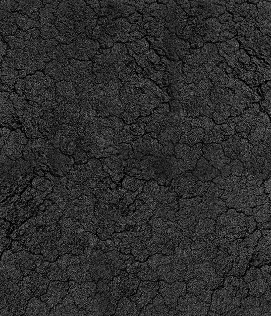 Gebarsten asfalt textuur Gratis Foto