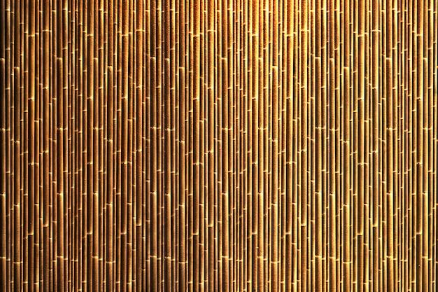 Gekleurde bamboeachtergrond Gratis Foto